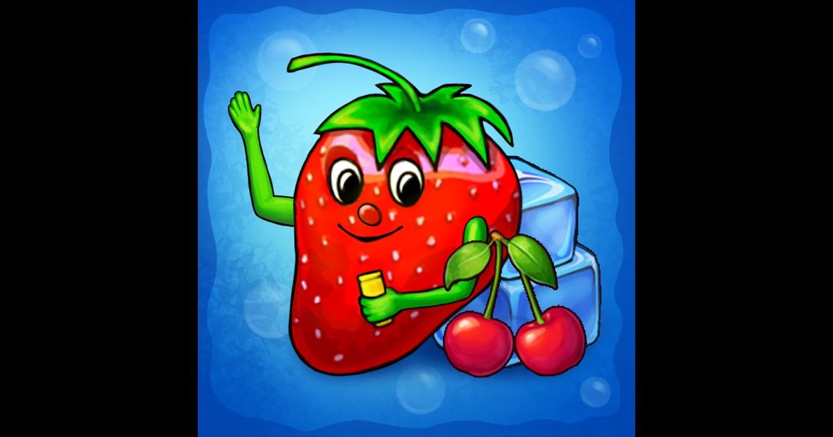 Игровые автоматы Клубнички / Ягодки Fruit Cocktail бесплатно.