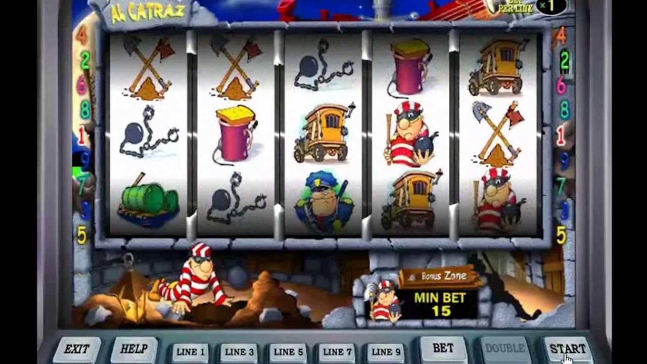 Игровой автомат Резидент Resident, Сейфы
